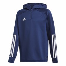 Adidas Condivo Track Hoody Youth (Navy White) 9-10