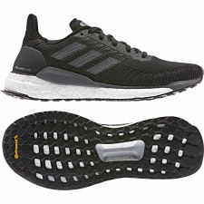 Adidas Solar Boost 19 Womens (Black Grey White) 5