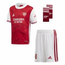 Adidas Arsenal Home Mini Kit 2020/21 (Red White) 2-3Y