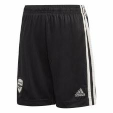 Adidas Arsenal Home Goal Keeper Shorts Junior 2020/21 (Black White) 11-12