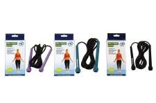 Fitness Mad Pro Speed Rope (Purple) 8ft