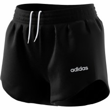 Adidas Girls Woven Shorts (Black) 7-8