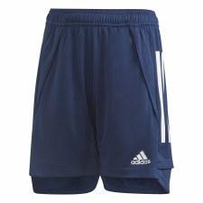 Adidas Condivo Training Shorts Youth (Navy White) 5-6