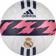 Adidas Real Madrid Champions League Ball (White Navy Pink) Size 5