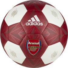 Adidas Arsenal Club Ball (Red White) Size 5