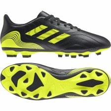 Adidas Copa Sense.4 Firm Ground (Black Flo Yellow) 6.5