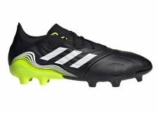 Adidas Copa Sense .2 Firm Ground (Black Flo Yellow) 10