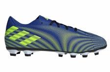 Adidas Nemeziz .4 Firm Ground (Blue Lime) 6