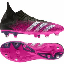 Predator Freak .3 Soft Ground (Shock Pink Black White) 6