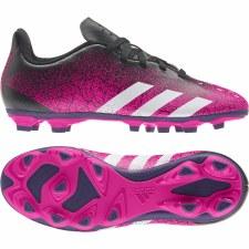 Adidas Predator Freak .4 Firm Ground (Black Shock Pink) 2