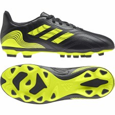 Adidas Copa Sense .4 Firm Ground Junior (Black Flo Yellow) 11