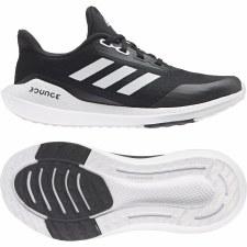 Adidas EQ21 Run Shoes Junior (Black White) 3.5