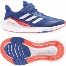Adidas EQ21 Run Shoes Junior (Blue Orange White) 11