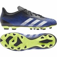 Adidas Predator Freak .4 Firm Ground (Black Blue Yellow) 6.5