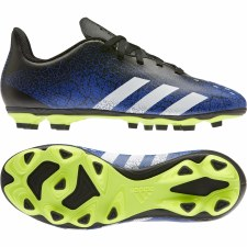 Adidas Predator Freak .4 Firm Ground (Royal Black white) 10