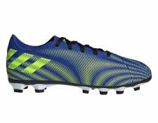 Adidas Nemeziz .4 Firm Ground Junior (Royal Lime White) 12