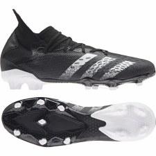 Adidas Predator Freak .3 Firm Ground (Black White) 6.5