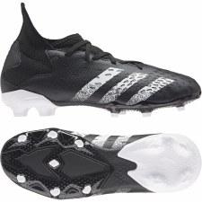 Adidas Predator Freak .3 Firm Ground Junior (Black White) 2