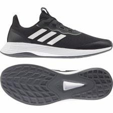 Adidas QT Racer Sport (Black White) 4