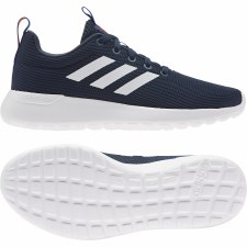 Adidas Lite Racer CLN Kids (Navy White Royal) 2