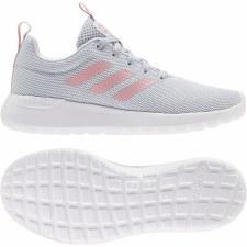 Adidas Lite Racer CLN Kids (Grey Pink) 2