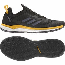 Adidas Terrex Agravic Flow (Black Yellow White) 9.5