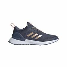 Adidas Rapida Run X Junior (Navy Gold Coral) 4