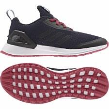 Adidas Rapida Run X Junior (Navy Maroon White) 3