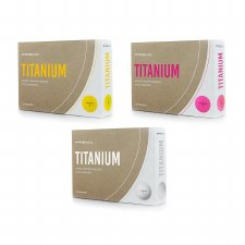 Masters Prisma Titanium Golf Balls (Pink) 12 Pack