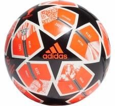 Adidas Finale 21 20th Anniversary UCL Club Ball (Orange Black White) 5