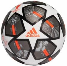 Adidas Finale 21 20th Anniversary Training Ball (White Black Orange) 5