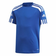 Adidas Squad 21 Junior Training Jersey (Royal White) 7-8