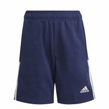Adidas Tiro 21 Sweat Short Junior (Navy Blue White) 7-8