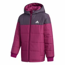 Adidas Midweight Padded Jacket (Power Berry) 7-8