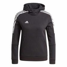 Adidas Tiro 21 SW Hoody Junior (Black White) 7-8