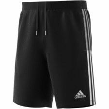 Adidas Tiro 21 Sweat Short (Black White Grey) XS