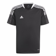 Adidas Tiro 21 Training Jersey Junior (Black White) 5-6