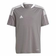 Adidas Tiro 21 Training Jersey Junior (Grey White) 5-6