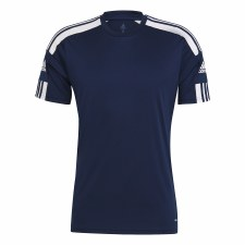 Adidas Squad 21 Jersey Mens (Navy White) Small