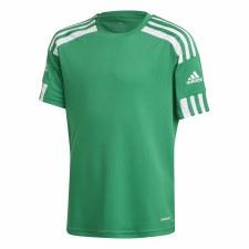 Adidas Squad 21 Junior Training Jersey (Green White) 5-6