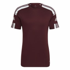 Adidas Squad 21 Jersey Mens (Maroon White) Small