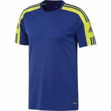 Adidas Squad 21 Jersey Mens (Royal Flo Yellow) Small