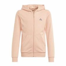 Adidas Girls Full Zip Hoody