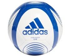 Adidas Starlancer Club Ball (White Blue) Size 5