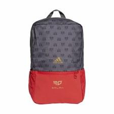Adidas Mo Salah Back Pack (Grey Red)