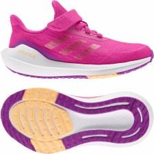 Adidas EQ21 Run EL Velcro (Pink Purple) 1