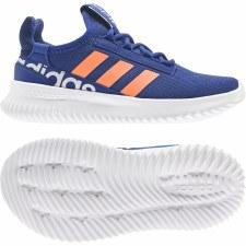 Adidas Kaptir 2.0 Kids (Blue Orange) 4