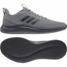 Adidas Fluidstreet Mens (Grey Black) 9