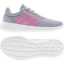 Adidas Lite Racer CLN Kids (Grey Pink White) 3