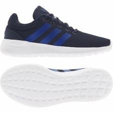 Adidas Lite Racer CLN 2.0 Juniors (Navy Royal White) 4